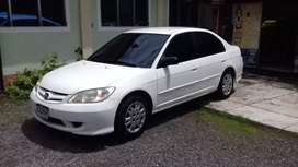 Vendo bonito Honda Civic LX.