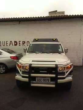 En Venta Vehiculo Toyota FJ Cruiser
