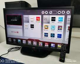 SMART TV DE 32 LG CON WI-FI, NO TDT2  USADO GARANTÍA DE 3 MESES