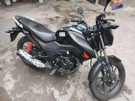 Moto Honda CB125F Twister