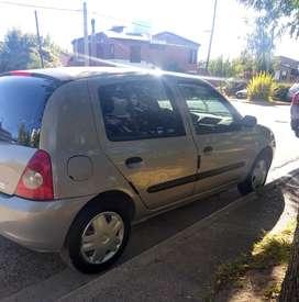 Vendo Renault Clio 09, Nafta 1.2, Vtv, Full Pack Plus, Aire, Dirección, Cierre Centralizado, Al día Listo Para Ser Tran