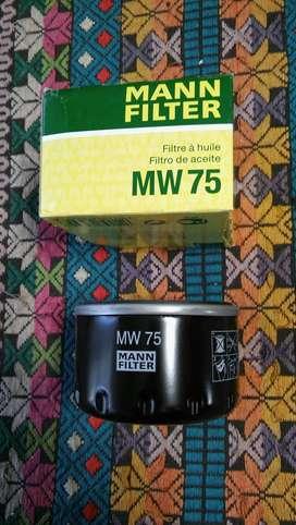 Filtro de aceite moto BMW R 1200 GS/ADV