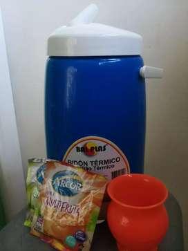 Termolar tereré 2.5 litros