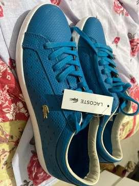 Zapatillas nueva sin uso lacoste original talle 39 importadas