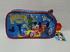 Cartuchera Mickey Cars Original