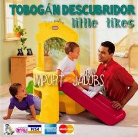 TOBOGÁN DESCUBRIDOR NUEVA  LITTLE TIKES NUEVA