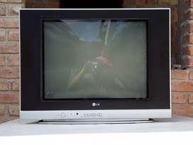 TV LG 24' pantalla plana