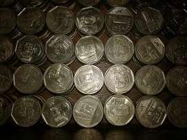 Colección Riqueza Y Orgullo Del Perú las 45 monedas