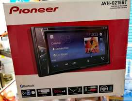 Vendo radio pioneer