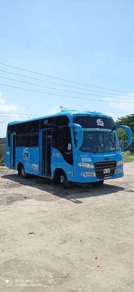 Se vende buseta urbana npr. Santa marta