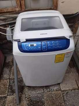 Lavadora Samsung con garantía
