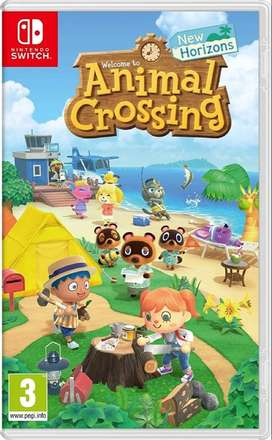 Juego Animal Crossing Nintendo Switch