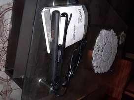 Plancha de cabello kuchen system