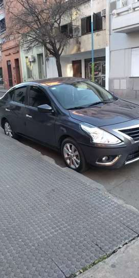Nissan Versa Advance MT pure drive 2016. MEX