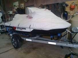 Moto de agua seadoo wuake 215 modelo 2012