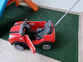 Carro de montar mini cooper