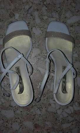 Sandalias brillo