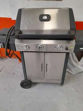 BBQ acero inoxidable