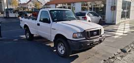 Ford Ranger 4x4 cabina simple 2006