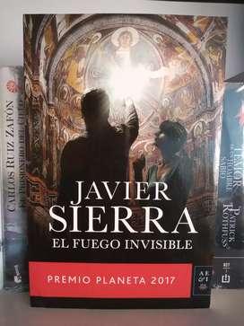El Fuego Invisible Javier Sierra Libro