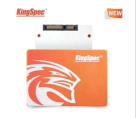 Disco De Estado Solido Interno KingSpec SATA 3 SSD 128GB