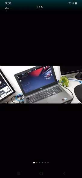 Vendo portátil Dell Inspirion  5000 series