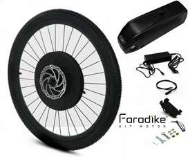 Kit de motor eléctrico para Bicicleta