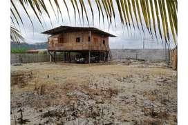 terreno con casa de campo en venta  san clemente