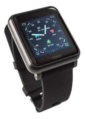 Smartwatch Reloj Inteligente Android iPhone Noga Sw01