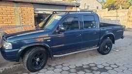 Vendo ford Ranger doble cabina  2006 4x4