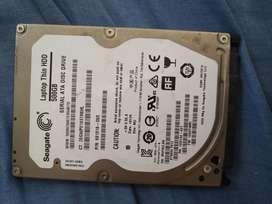 Disco duro sata Seagate 500 gb