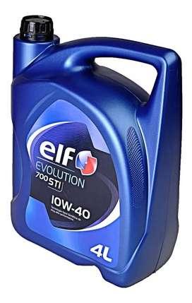 Aceite ELF Evolution 700 10w40