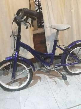 Bici rodado16