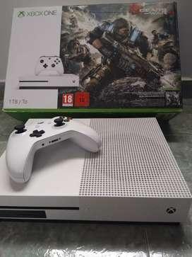 Xbox one s tera