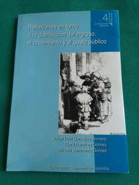 Reflexiones en Torno a La Distribución del ingreso LIBRO Colombia 2003