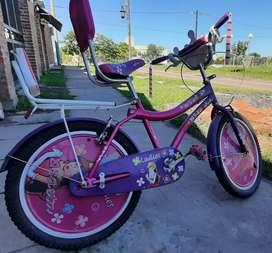 Bicicleta Saeta Ladies Rod 20 Nena