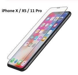 Vidrio Protector Pantalla iPhone 6 6s 6plus 6s Plus 7 7p 8