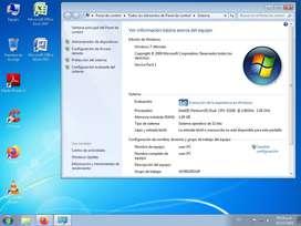 CPU INTEL CORE 2 DUO 2180 WINDOWS 7