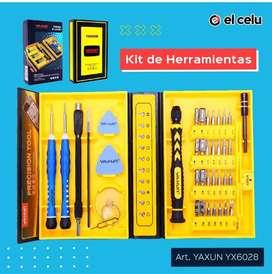 Kit de herramientas de celulares yaxun