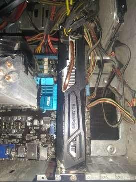 GPU Gigabyte Gtx 1050 ti OC 4 Gb