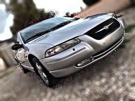 Vendo Chrysler Stratus LX Modelo 2000.