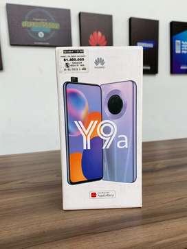 Huawei Y9a Nuevo!!! Garantia de un año