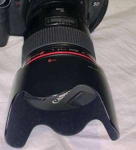 Lente Canon 35mm 1.4 Profesional900