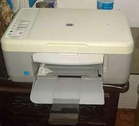 Impresora Hp con Computador LG
