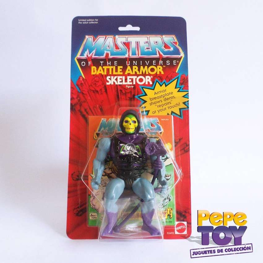Masters of the Universe Skeletor Battle Armor 0