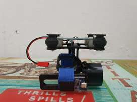 Gimbal de 2 ejes para Drone phantom 1,phantom 2, f450