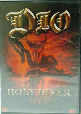 DIO - Holy Driver Live _ DVD