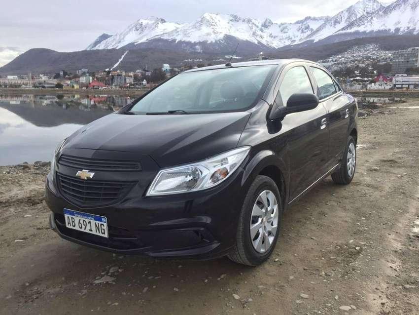 Vendo/Permuto Chevrolet Prisma LT 1.4 0