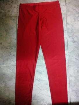 Calzas Rojas