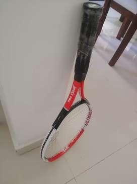 Raqueta de tennis